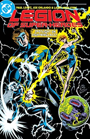 Legion of Super-Heroes (1984-1989) #6