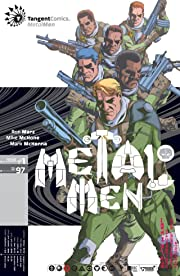Tangent Comics: Metal Men (1997) #1