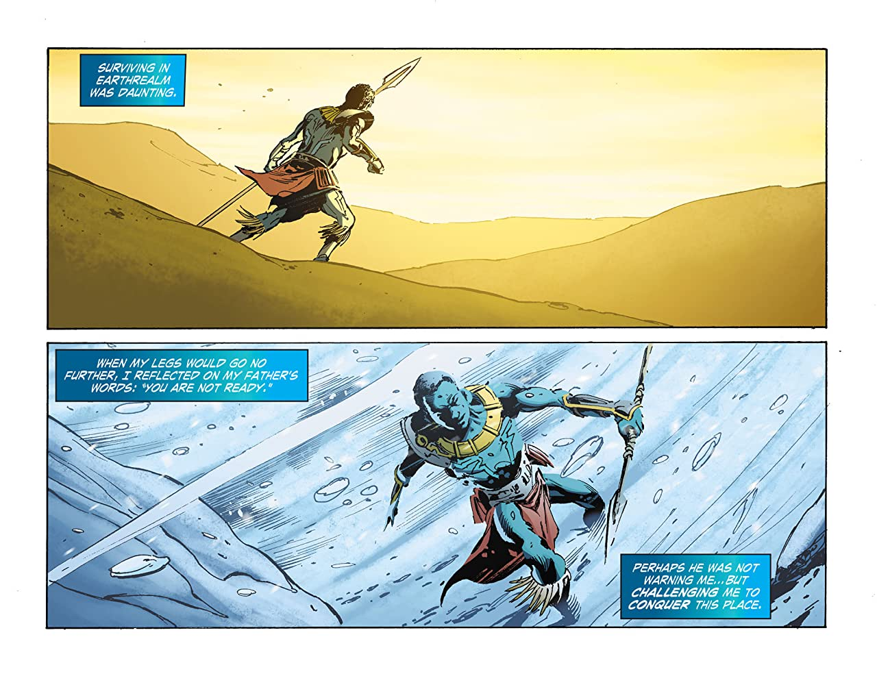 Mortal Kombat X (2015) #6