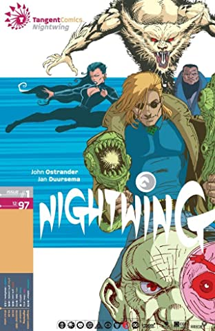 Tangent Comics: Nightwing (1997) #1