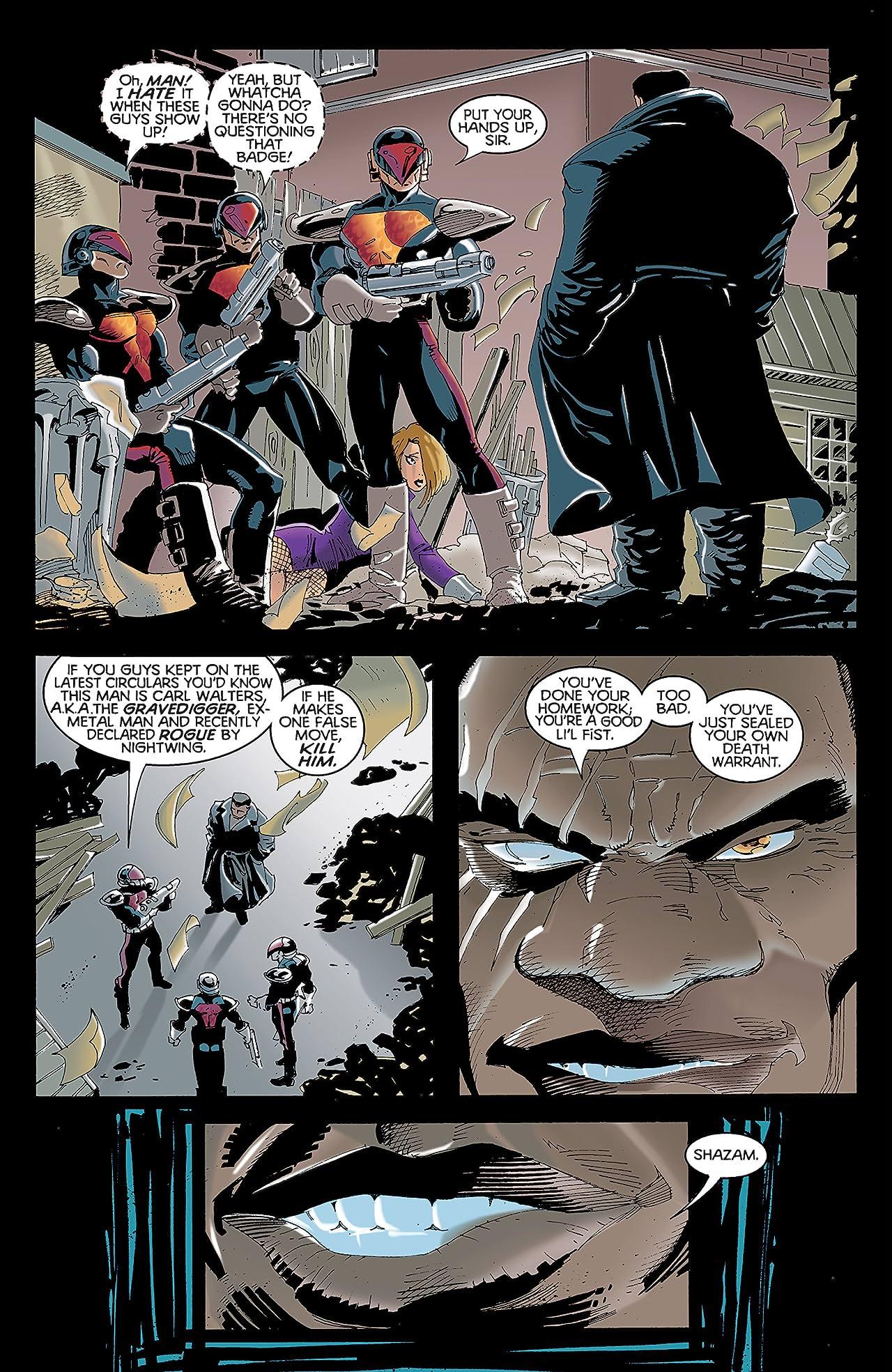 Tangent Comics: Nightwing (1997) #1