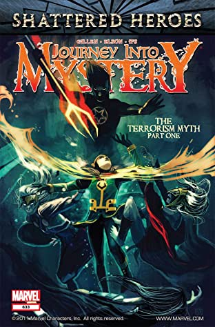 Journey Into Mystery (2011-2013) #633