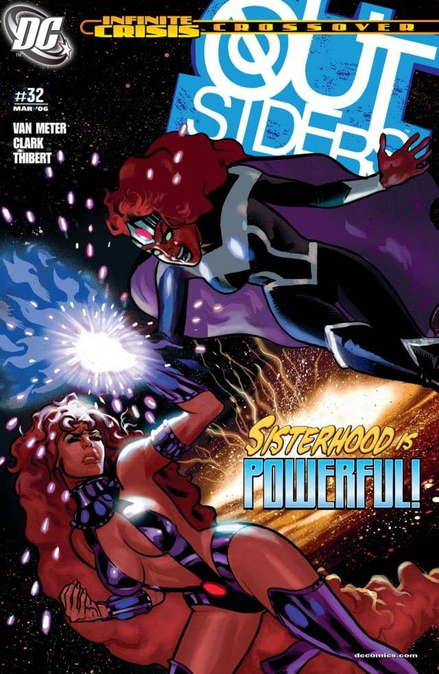 Outsiders (2003-2007) #32