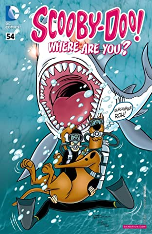Scooby-Doo, Where Are You? (2010-) No.54