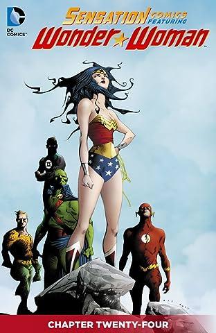 Sensation Comics Featuring Wonder Woman (2014-2015) #24