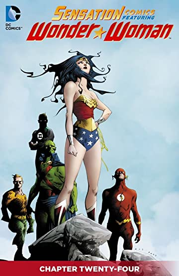 Sensation Comics Featuring Wonder Woman (2014-2015) #24