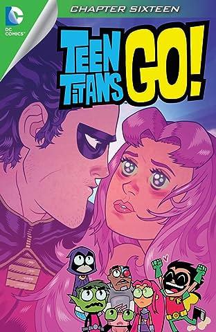 Teen Titans Go! (2013-) #16