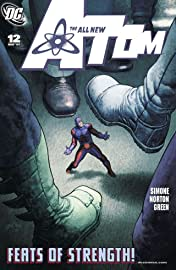 The All New Atom (2006-2008) #12