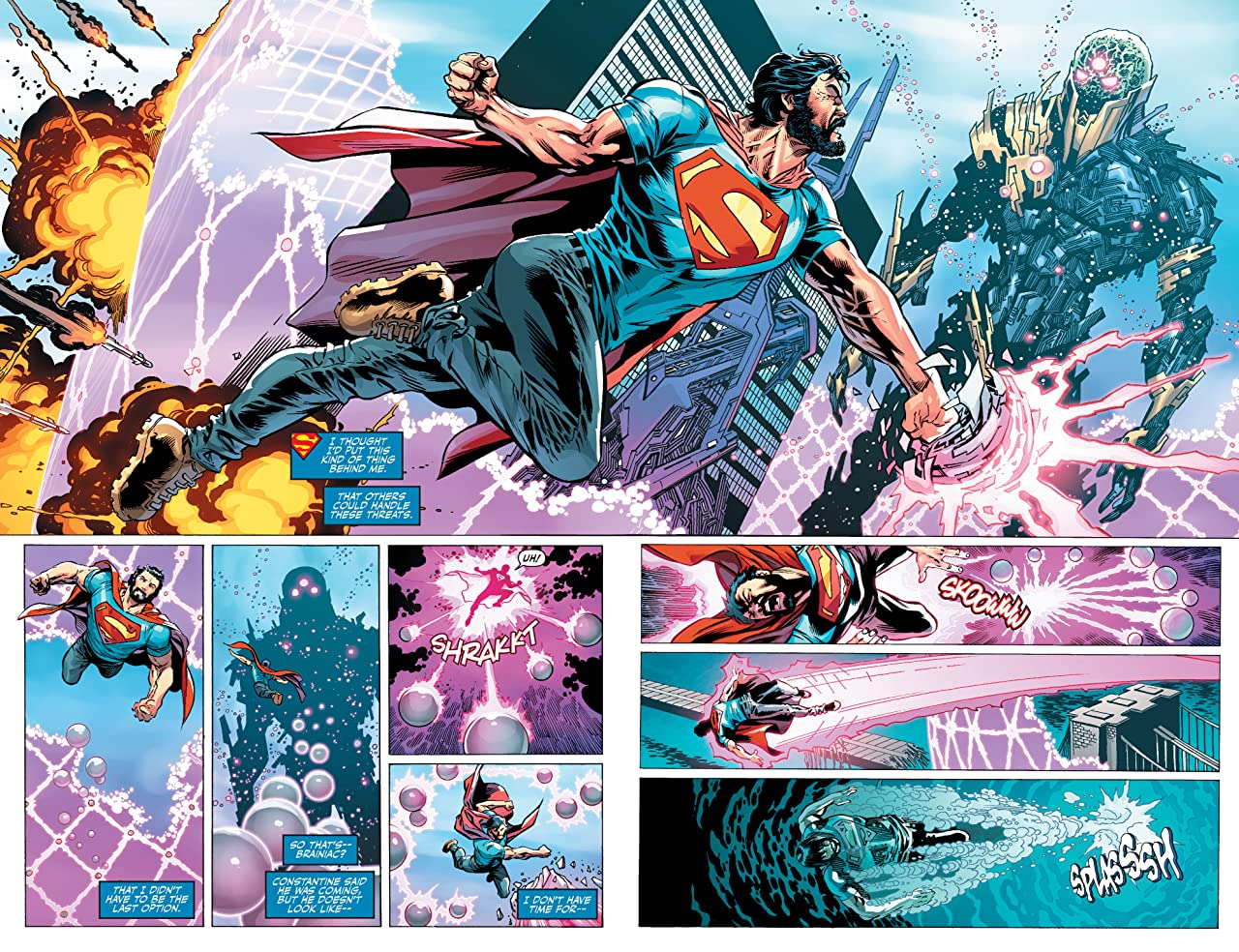 The New 52: Futures End #41