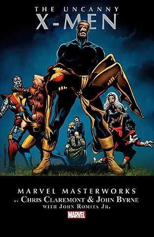 Uncanny X-Men Masterworks Tome 5