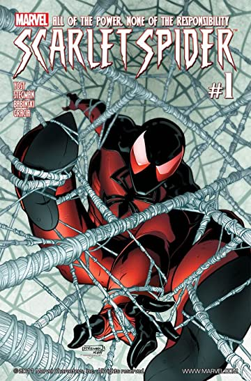 Scarlet Spider (2012-2013) #1