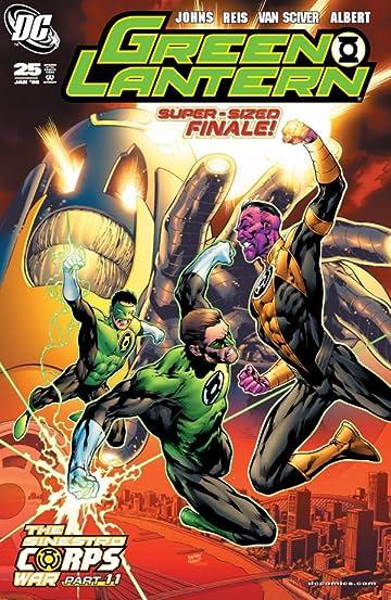 Green Lantern (2005-2011) #25