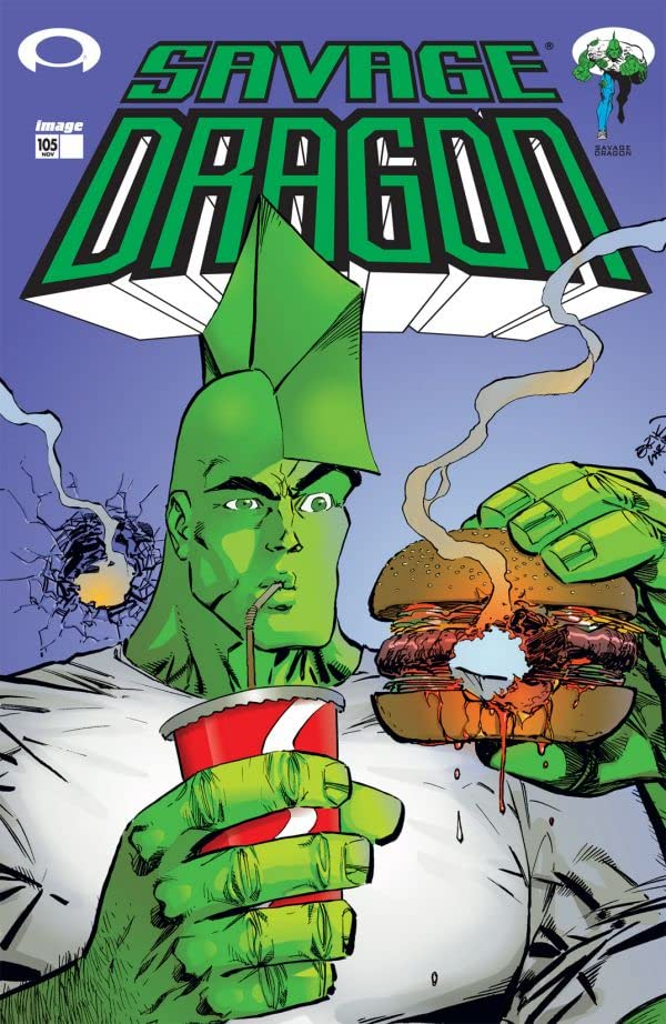 Savage Dragon #105