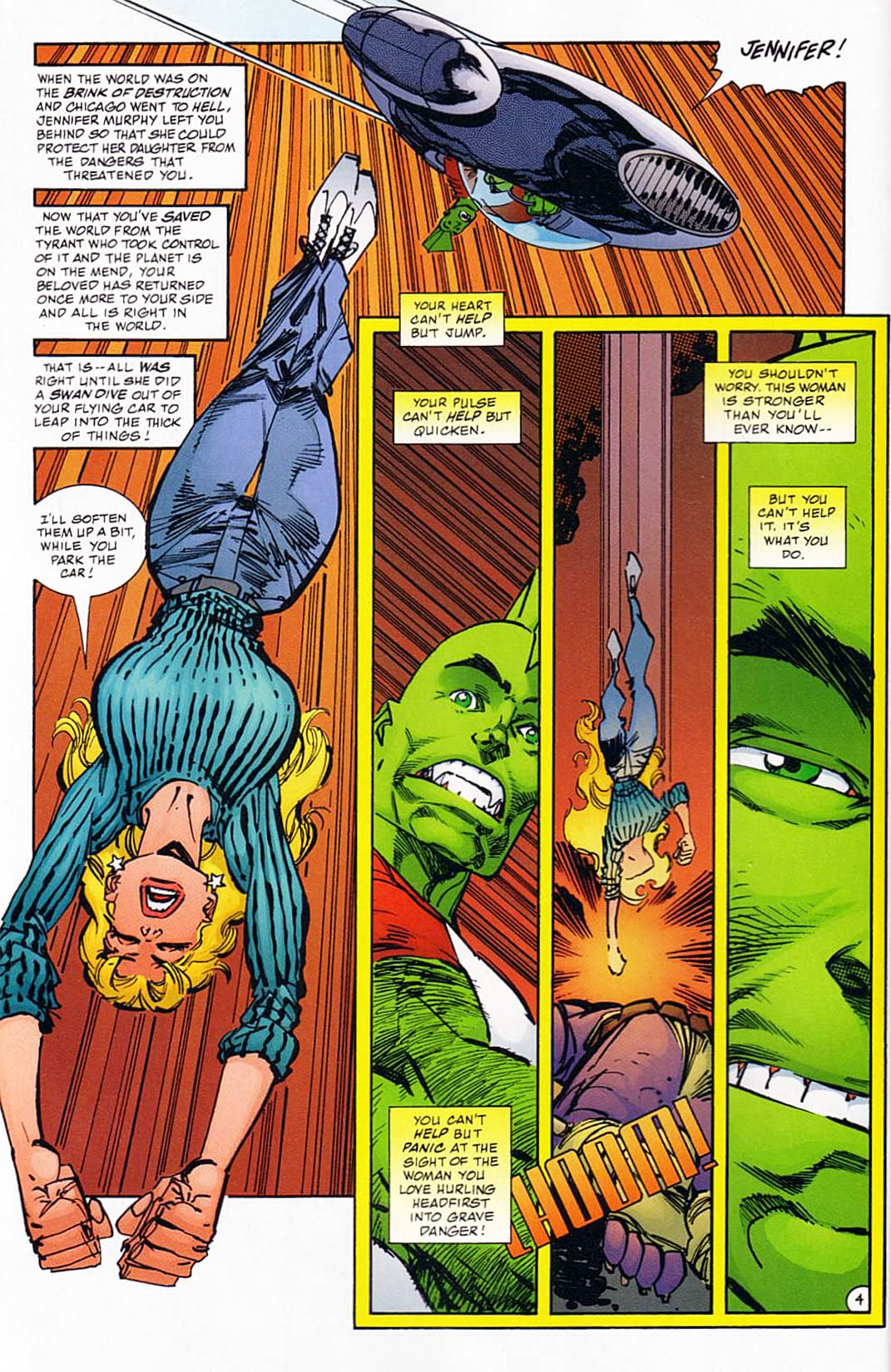 Savage Dragon #106