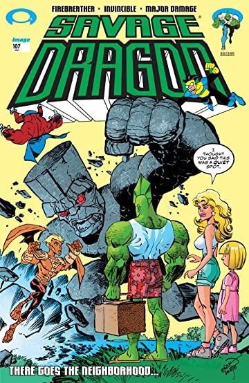 Savage Dragon #107