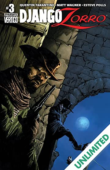 Django/Zorro #3 (of 7): Digital Exclusive Edition