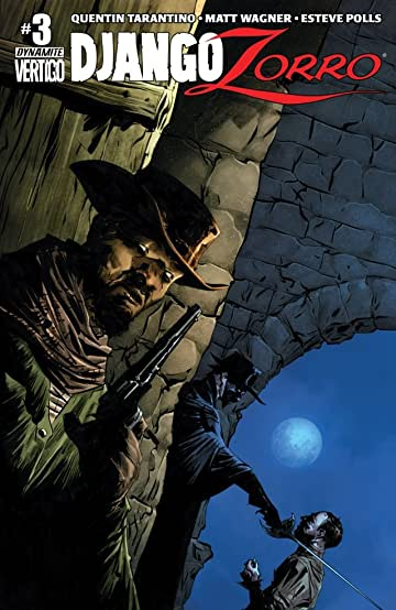 Django/Zorro #3 (of 7): Digital Exclusive Edition