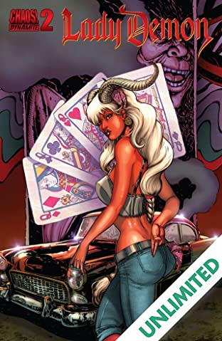 Lady Demon #2: Digital Exclusive Edition