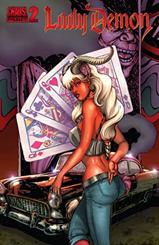 Lady Demon No.2: Digital Exclusive Edition