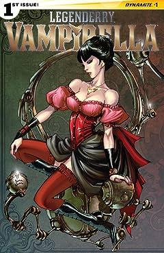 Legenderry: Vampirella #1 (of 6): Digital Exclusive Edition
