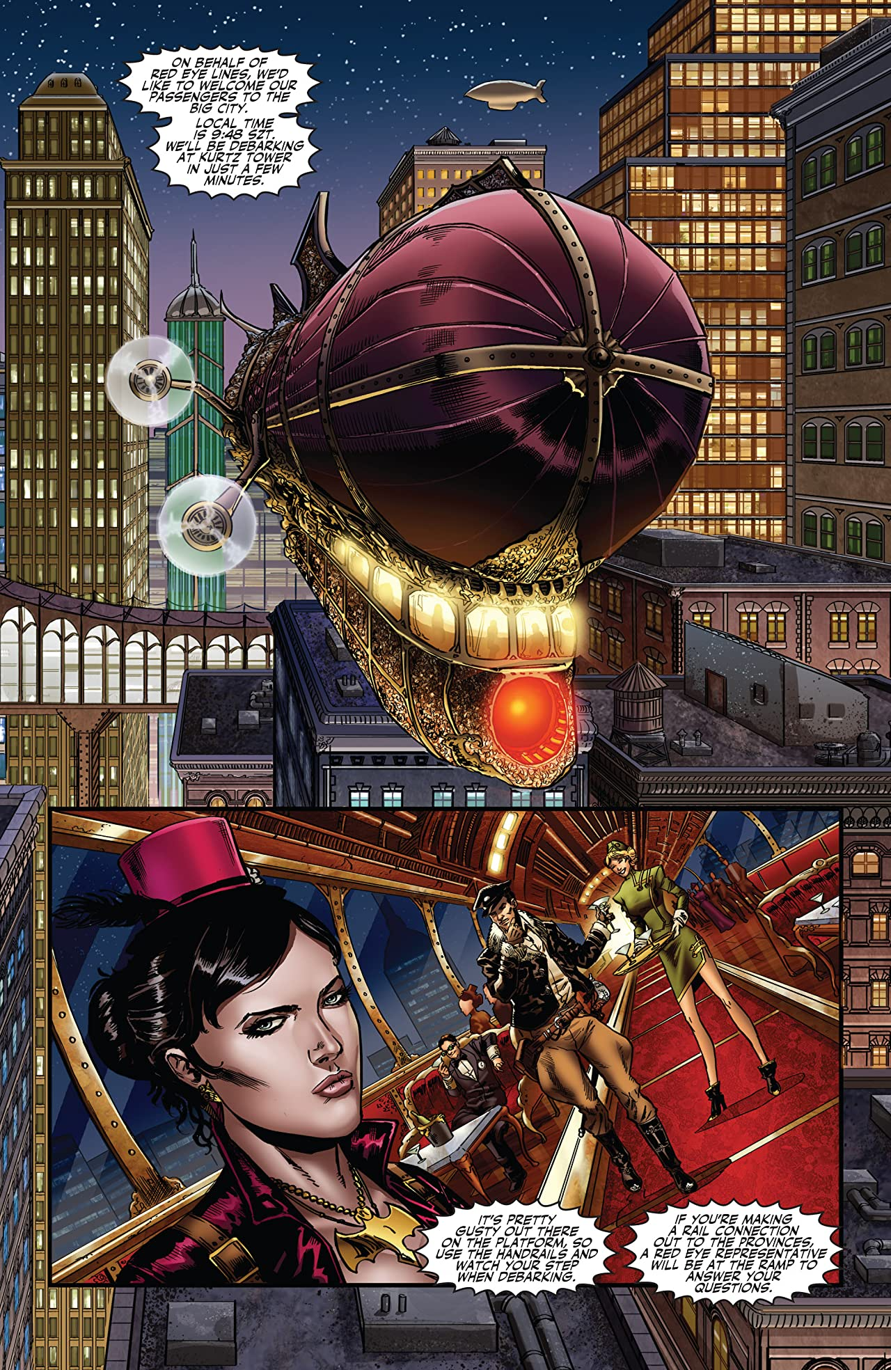 Legenderry: Vampirella #1 (of 6): Digital Exclusive Edition