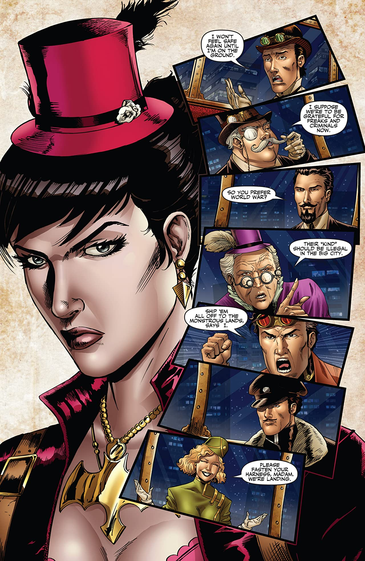 Legenderry: Vampirella No.1 (sur 6): Digital Exclusive Edition