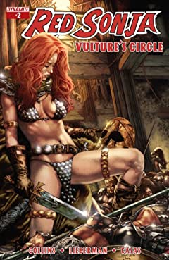 Red Sonja: Vulture's Circle #2: Digital Exclusive Edition