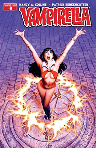 Vampirella (2014-2015) #9: Digital Exclusive Edition