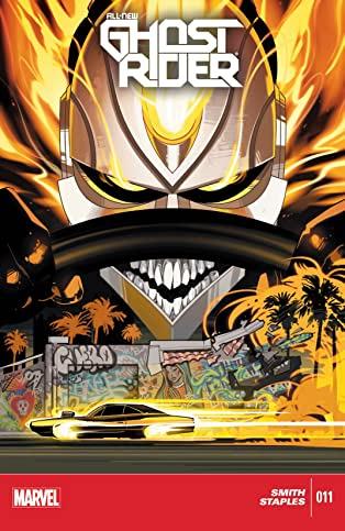 All-New Ghost Rider (2014-2015) #11