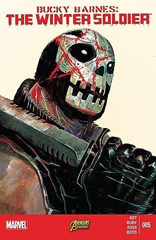 Bucky Barnes: The Winter Soldier (2014-2015) #5