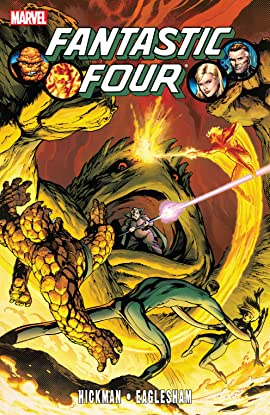 Fantastic Four By Jonathan Hickman Vol. 2