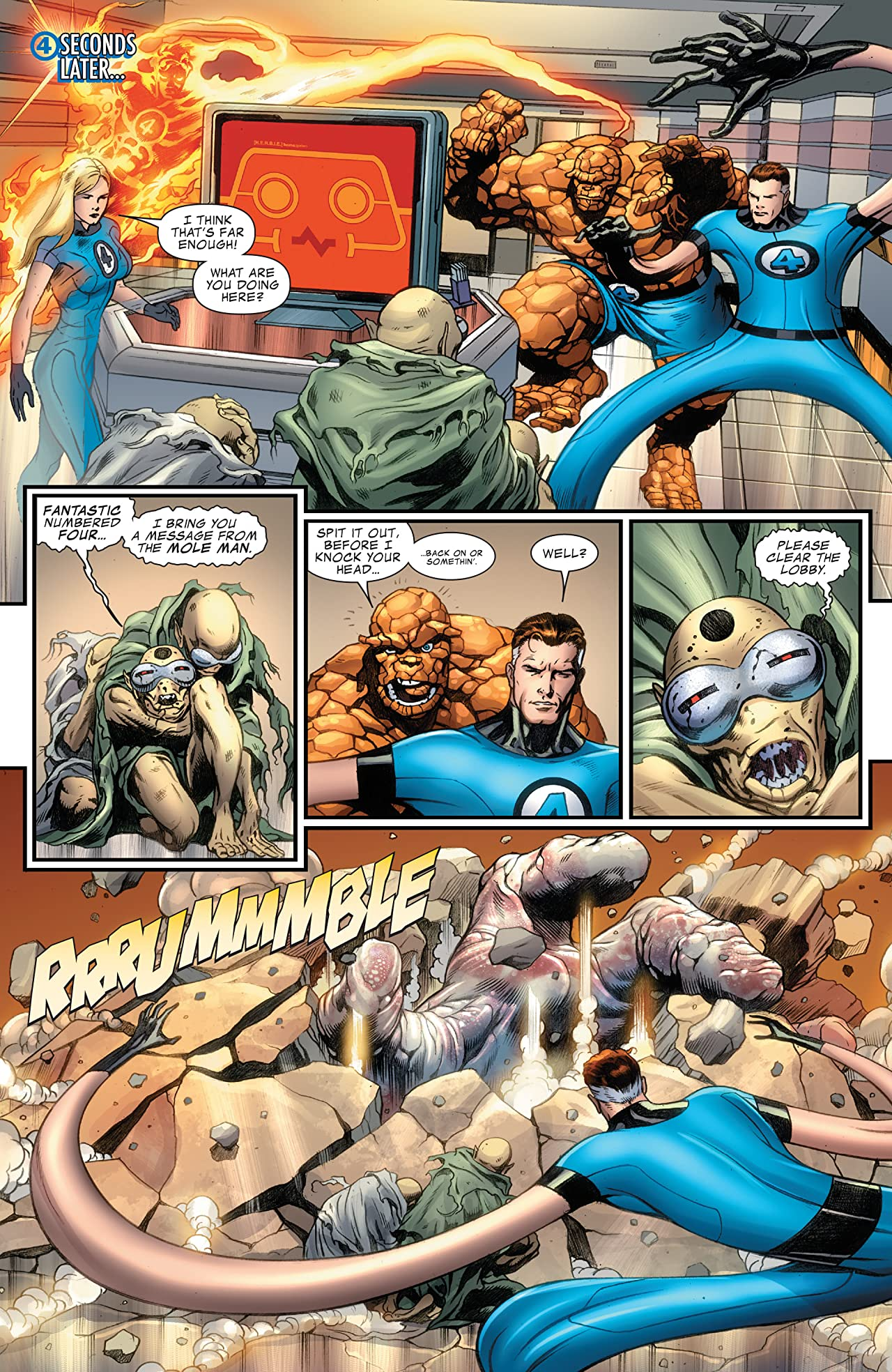 Fantastic Four By Jonathan Hickman Vol. 2