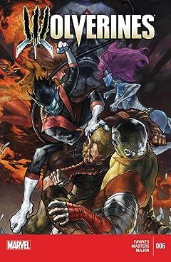 Wolverines (2015) #6