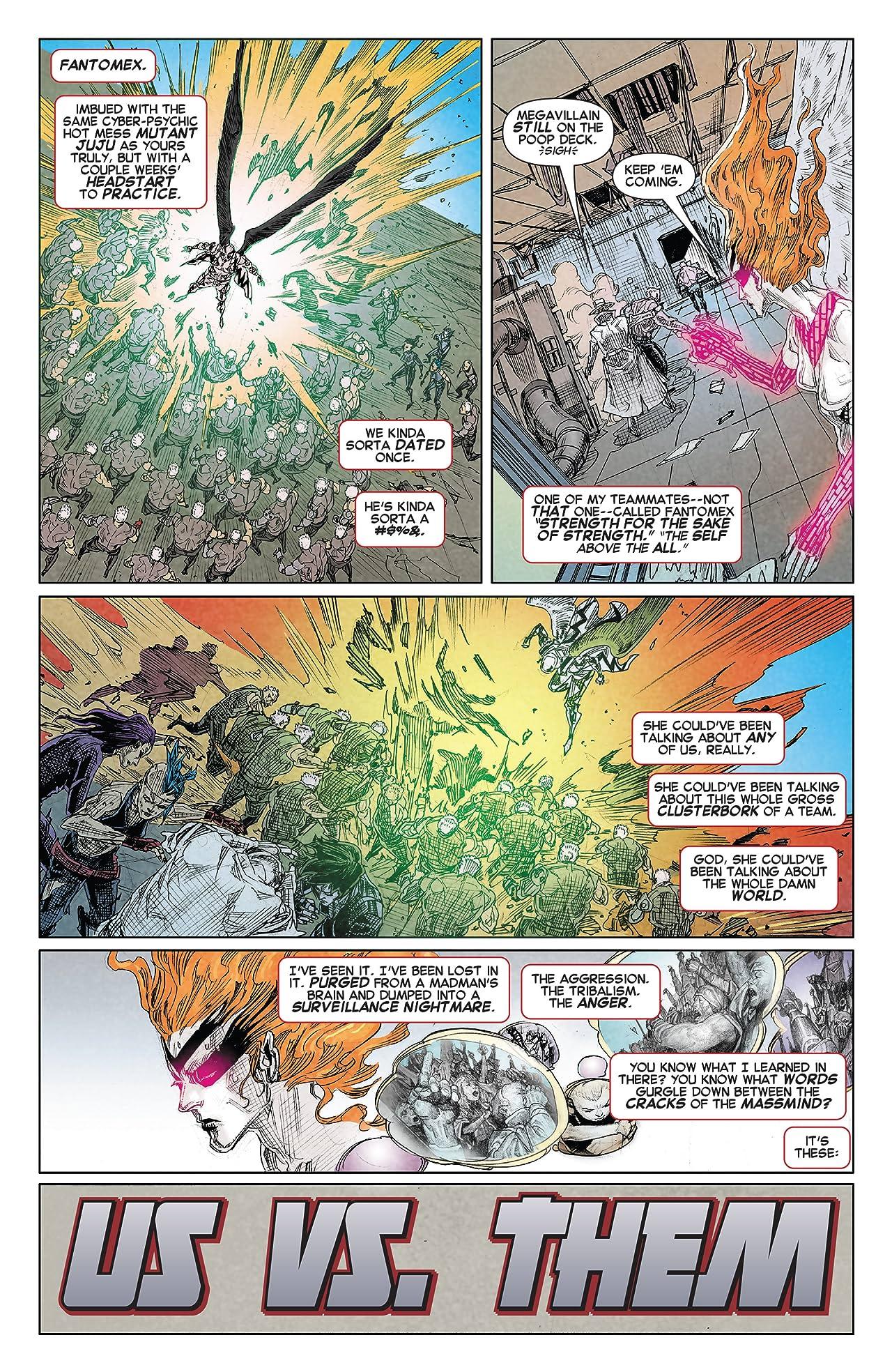 X-Force (2014-2015) #15