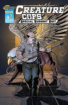 Creature Cops: Special Varmint Unit #2 (of 3)