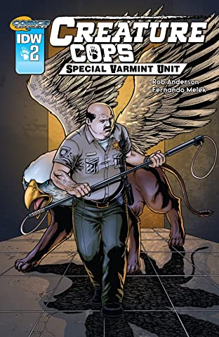 Creature Cops: Special Varmint Unit #2 (of 3)