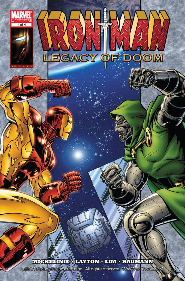 Iron Man: Legacy of Doom #1