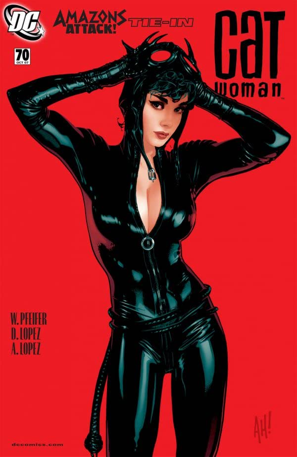 Catwoman (2002-2008) #70