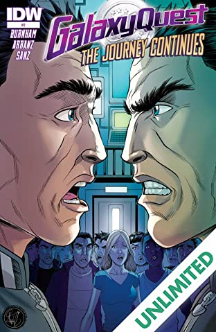 Galaxy Quest: The Journey Continues #2 (of 4)