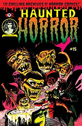 Haunted Horror #15
