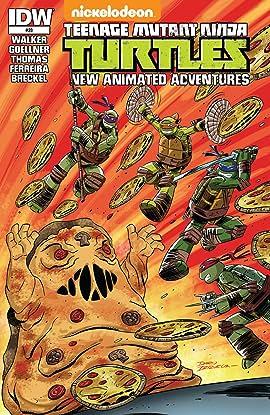 Teenage Mutant Ninja Turtles: New Animated Adventures #20