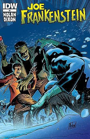Joe Frankenstein #1