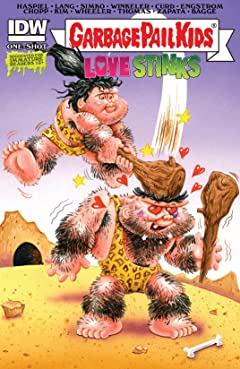 Garbage Pail Kids #2: Love Stinks