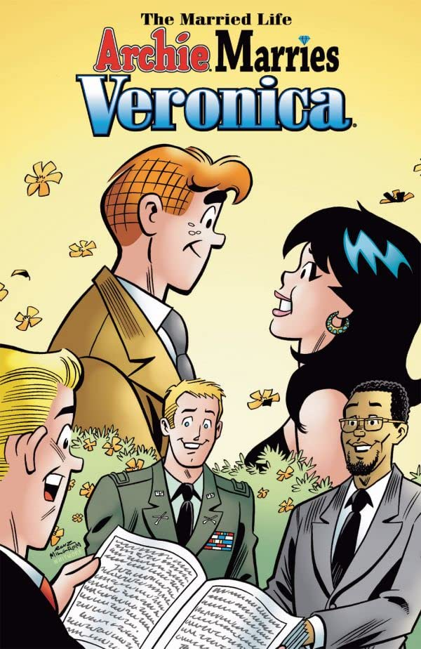 Archie Marries Veronica #16