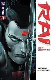 Rai (2014- ) #7: Digital Exclusives Edition