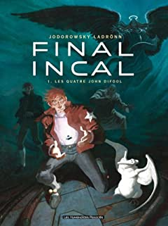 Final Incal Vol. 1: Les Quatre John Difool