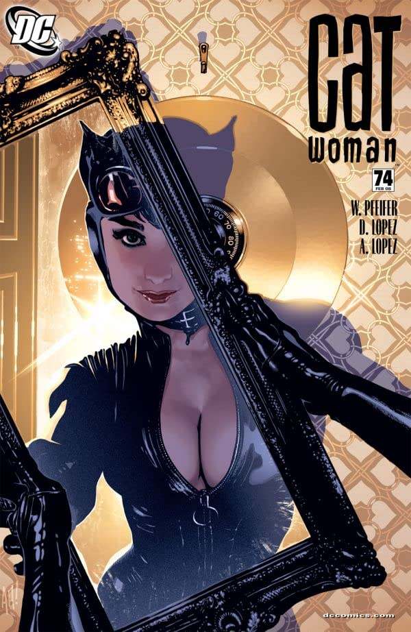 Catwoman (2002-2008) #74