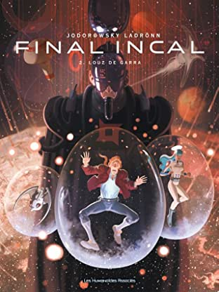 Final Incal Vol. 2: Louz de Garra