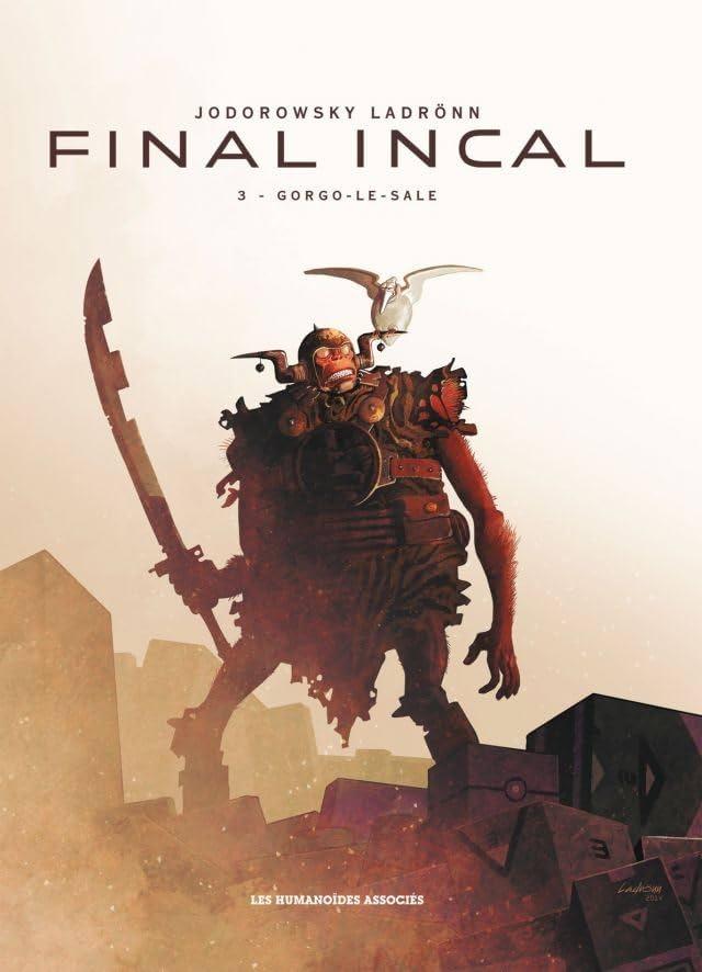 Final Incal Vol. 3: Gorgo le Sale
