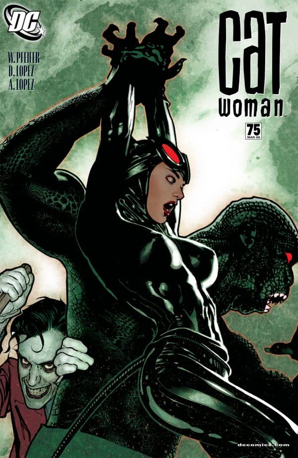 Catwoman (2002-2008) #75